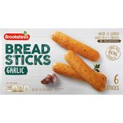 Brookshire's Bread Sticks, Garlic