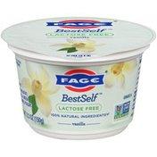 FAGE Lactose Free Vanilla Greek Strained Yogurt