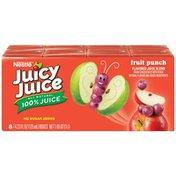 Juicy Juice Fruit Punch 100% Juice