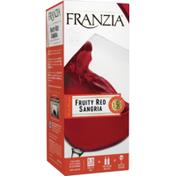 Franzia® Fruity Red Sangria Red Wine