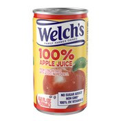 Welch's 100% Apple Juice