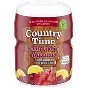 Country Time Black Cherry Lemonade Drink Mix
