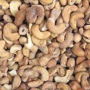 Organic Roasted Salted Whole Cashews