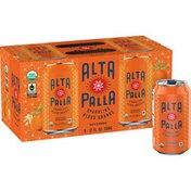 Alta Palla Sparkling Blood Orange Beverage