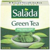 Salada Soothing Mint Green Tea