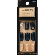 imPRESS Nails/Accents, Couture Collection, Haute
