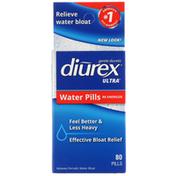 Diurex Ultra Re-Energizing Water Pills