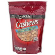 Food Club Cashews Halves & Pieces