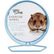 "You & Me 6.75"" Assorted Hamster Wheel"