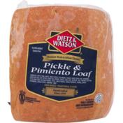 Dietz & Watson Pickle & Pimiento Loaf