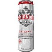 Smirnoff Malt Beverage, Premium, Original