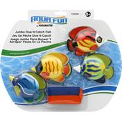 Aqua Fun Toy, Jumbo Dive N Catch Fish
