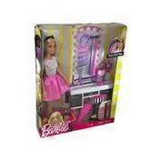 """Mattel 13.25"""" Barbie Style Your Way Doll & Playset"""
