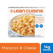 Lean Cuisine Favorites Macaroni and Cheese Frozen Meal