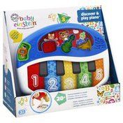 Baby Einstein Piano, Discover & Play