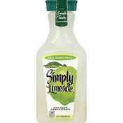 Simply Limeade Bottle