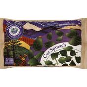 Stahlbush Island Farms Spinach, Cut