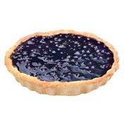 "8"" No-Sugar Blueberry Pie"