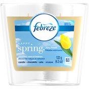 Febreze Happy Spring Juicy Petals Candle