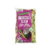 Broccoli Slaw Bag