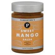 Pembertons Salsa, Sweet Mango