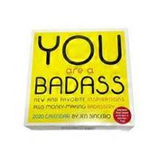 Andrews McMeel Publishing 2020 You are a Badass Day-to-Day Calendar