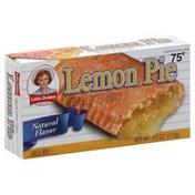 Little Debbie Pie, Lemon