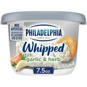 Philadelphia Garlic & Herb Whipped Cream Cheese Spread