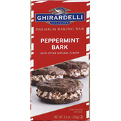 Ghirardelli Baking Bar, Premium, Peppermint Bark