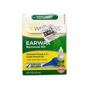 Family Wellness Ear Wax Removal Kit
