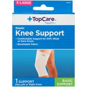 TopCare X-Large Basic Support Elastic Knee Support