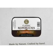 GTS Living Foods Kombucha, Classic, Third Eye Chai