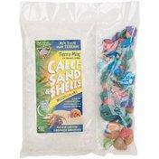 T-Rex Terra Mix Calci-Sand & Shells Multicolor