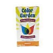 Color Graden Food Colors Orange