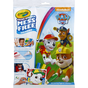 Crayola Coloring Pages & Markers, Nickelodeon Paw Patrol