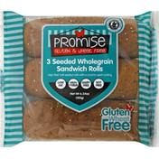 Promise Sandwich Rolls, Seeded Wholegrain