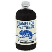 Chameleon Coffee Concentrate, Cold-Brew, Vanilla