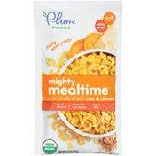 Plum Organics Cheesy Sweet Potato Organic Whole Wheat Mac & Cheese