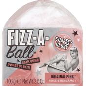 Soap & Glory Bath Bomb, Original Pink, Rose & Bergamot