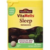Nature Made Sleep, Chocolate Mint, Tablets