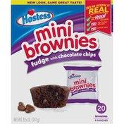 Hostess Fudge Mini Brownies Pouches