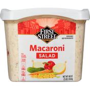 First Street Macaroni Salad