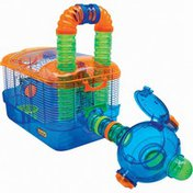 Super Pet Critter Trail Triple Play 3-in-1 Habitat for Hamsters