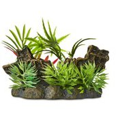 Petco Imagitarium Shipwreck With Plant