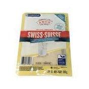 Anco Sliced 18% Milk Fat Light Swiss Cheese