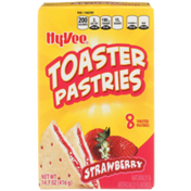 Hy-Vee Strawberry Toaster Pastries