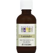 Aura Cacia Essential Oil, 100% Pure, Lavender
