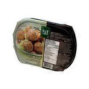 T&T Mc Stewed Pork Balls With Chinese Cabba