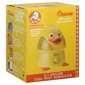 Crane Humidifier, Cool Mist, Adorable Duck