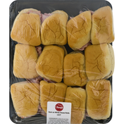 Ukrops Ham on White House Rolls, 12 Count